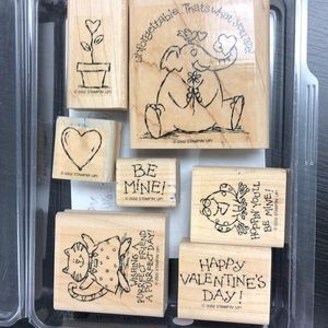 "Stampin' Up! ""Have a Heart"" Stamp Set"